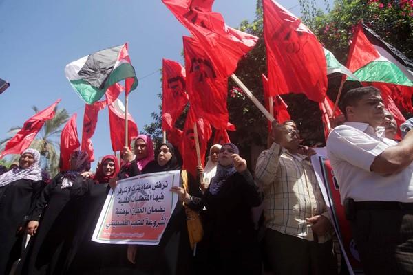 الديمقراطية تلتقي قيادة حزب الله وتعرض التطورات السياسية
