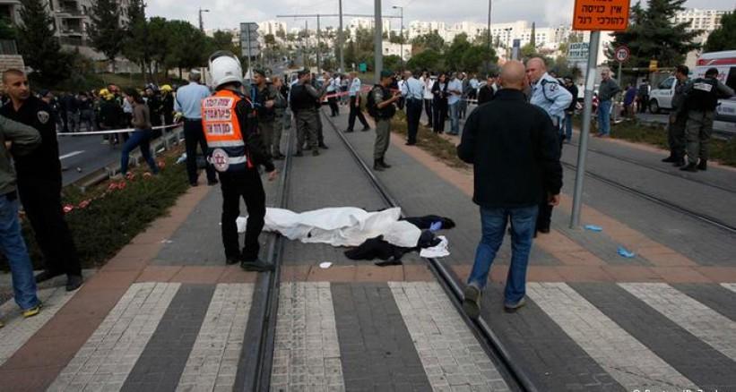 في 5 عمليات نوعية..شهيدان و4 قتلى وإصابات خطيرة في القدس ورعنانا