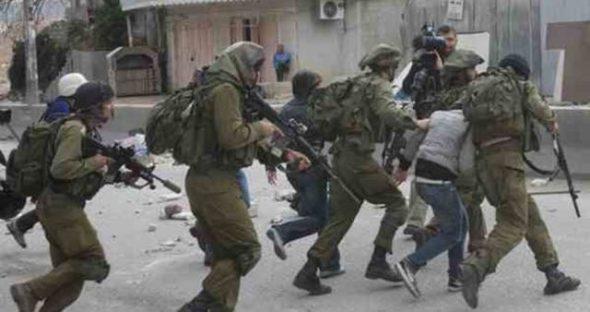 الاحتلال ينفذ حملة اعتقالات بالضفة