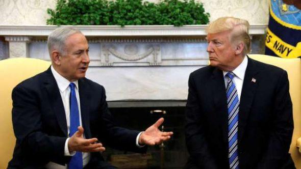 «الديمقراطية» تدين ضغوط ترامب ونتنياهو على أوكرانيا ورومانيا لنقل سفاراتها إلى القدس