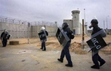 إدارة سجن عوفر تنقل (30) أسيرًا إلى ريمون والنقب