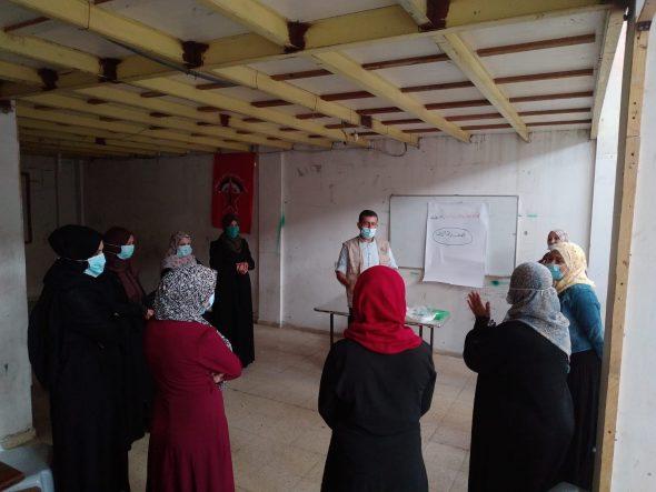 «العمل النسائي» يعقد ندوة تثقيفية حول الصحة الانجابية بالتعاون مع جمعية تنظيم الأسرة